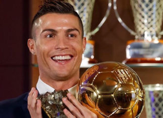 Cristiano Ronaldo cruses Lionel Messi in Ballon d'Or votes