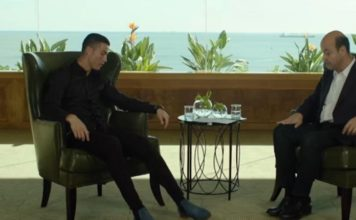 Business owner Ronaldo, during his exclusive interview with ON TV.