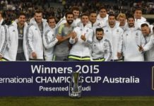 Real Madrid to play in 2017 ICC