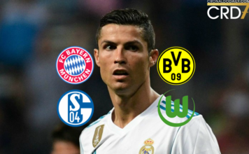cristiano-ronaldo-real-madrid against top German teams
