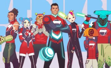 What is Strike Force, Cristiano Ronaldo's new animated cartoon series?