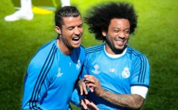 The bromance between Ronaldo and Marcelo is on another level. Real brothers!