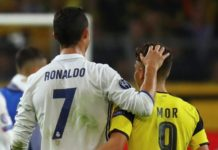 Cristiano Ronaldo produced a vibrant performance but the game ended all square.