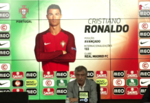 Hooray! Cristiano Ronaldo is back in Portugal's squad.