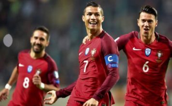 After the 2016/17 season with Real Madrid, Ronaldo will join Portugal in Russia.
