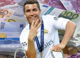 Cristiano Ronaldo is set to sign a new mega deal at Real Madrid.