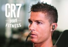 CR7 Crunch Fitness Ronaldo, Ronaldo opens new workout gym business.