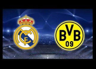 Where to watch Cristiano Ronaldo in Real Madrid vs BVB.