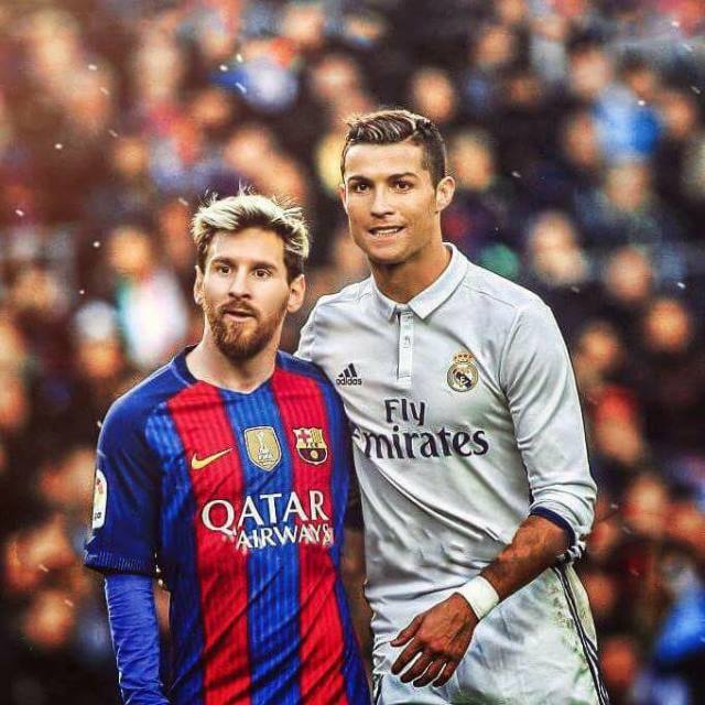 Cristiano Ronaldo I M Not Playing Just Lionel Messi: Messi Vs CR7: Why It's Time For Cristiano Ronaldo Fans To