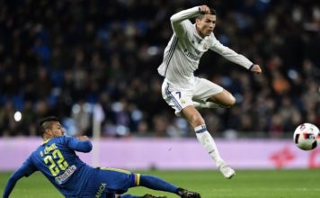 Second defeat for Real Madrid after winning run