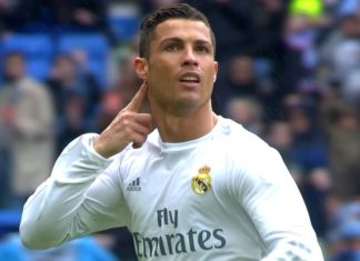 Cristiano Ronaldo scores four against Celta Vigo