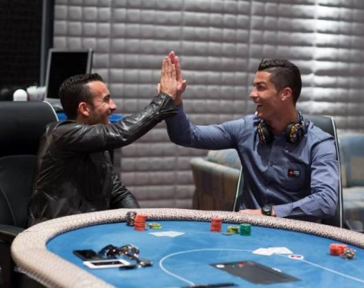 Cristiano Ronaldo and Ricardo Regufe - Business partners