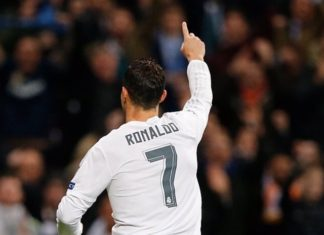 Cristiano Ronaldo's excellent UCL match