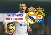 Preview: Real Madrid vs UD Las Palmas