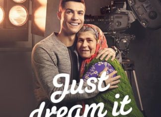 Just dream it, Ronaldo in new promotional clip for Turk Telekom
