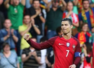 Ronaldo scores 71st international goal