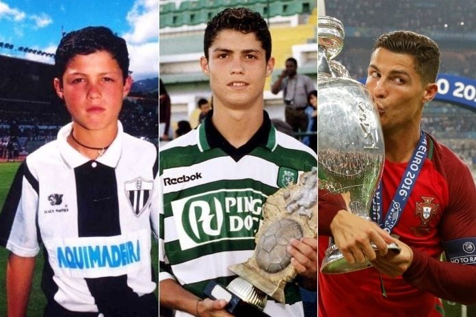 """Image result for cristiano ronaldo young"""""""
