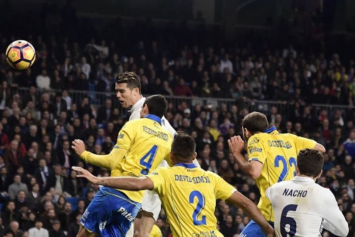 d4a01c06178 When Ronaldo SHOCKED Barca trolls vs Las Palmas