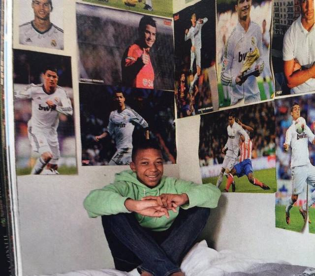 Could Mbappe become Ro... Benzema And Ronaldo 2012