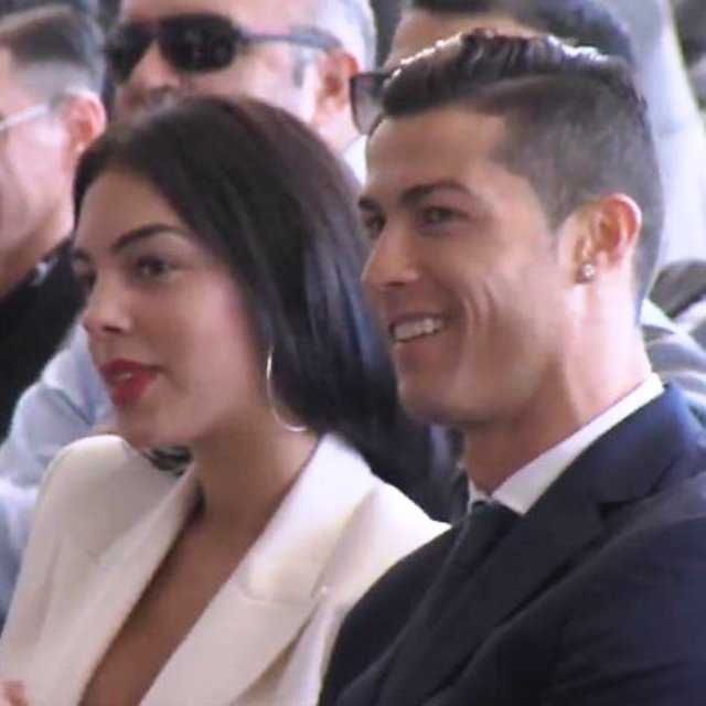 Ronaldo airport unveiled