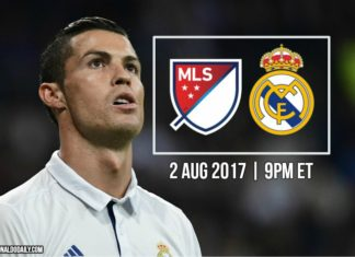 Will Cristiano Ronaldo play in MLS All Stars vs Real Madrid