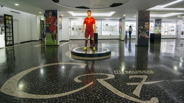 Museu CR7 Hits 250000 Visits