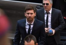 Messi sentenced to 21 months in prison