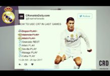 Ronaldo should be rested vs Granada