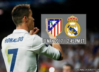 Cristiano Ronaldo score hat-trick against Atletico Madrid in UCL semi-finals first leg