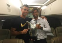 Who is Ronaldo's friend, Miguel Paixao?