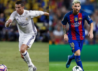 Ronaldo vs Messi & the UEFA Golden Boot chase