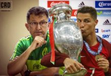 Mexico's coach doesn't target Cristiano Ronaldo only