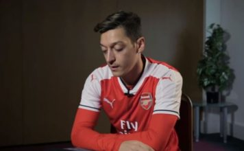 Mesut Ozil opens up about relationship with Cristiano Ronaldo