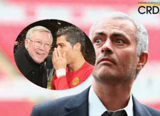 Cristiano Ronaldo, 'father figure' Sir Alex Ferguson, Jose Mourinho and the Real Madrid transfer rumors