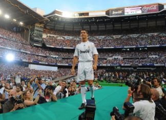 OTD: Ronaldo unveiled as a Real Madrid player