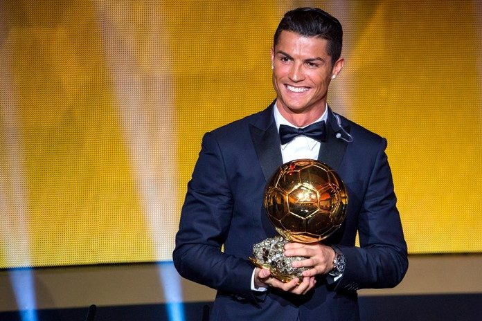 JUST IN: Top 3 FIFA Ballon D'Or Nominees 2017-2018
