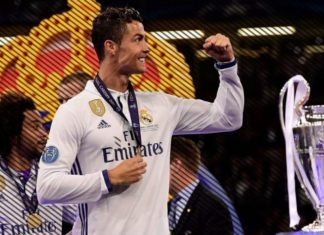 Cristiano Ronaldo to stay at Real Madrid