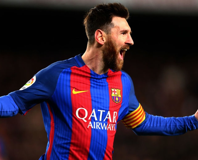Lionel Messi scored and assisted in Barcelona's victory vs Celta Vigo