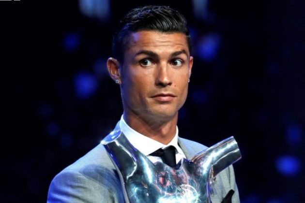 Cristiano Ronaldo, The UEFA Best Player