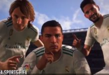 Cristiano Ronaldo in new FIFA 18 trailer