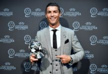 UCL Forward of the Season: 4 other inaugural awards won by CR7