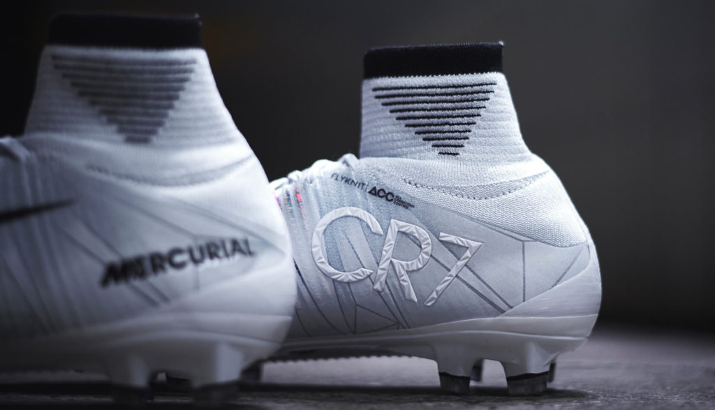 dec2b56c156 Cristiano Ronaldo's new Mercurial Superfly Chapter 5 boots
