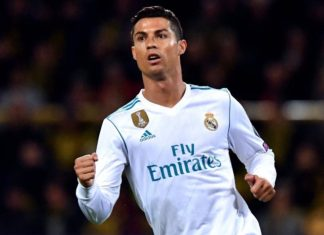 Cristiano Ronaldo has now scored in 70 diferent UEFA Champions League games