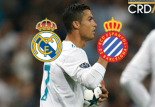 Watch Cristiano Ronaldo in Real Madrid vs Espanyol