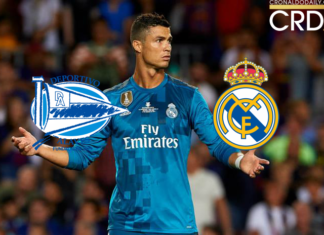 Deportivo Alaves vs Real Madrid La Liga