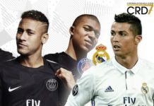 thumbnail_Mbappe transfer to PSG instead of Ronaldos Real Madrid