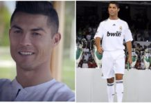 Ronaldo reflects on his his unveiling as a Real Madrid player