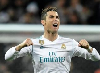 Cristiano Ronaldo scores brace in UCL against PSG