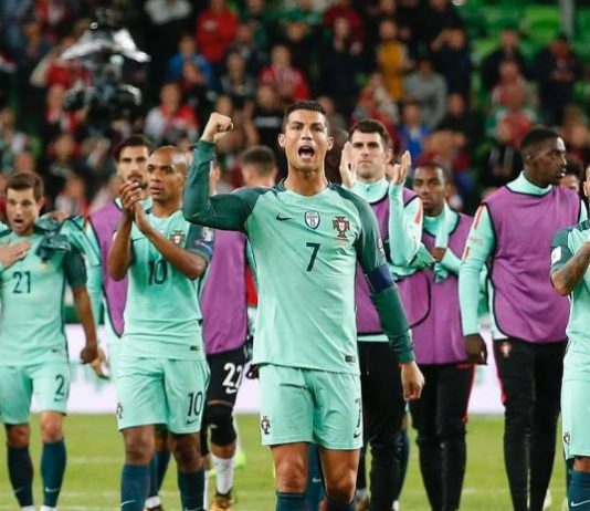 Portugal's 23-man World Cup squad