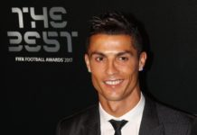 Cristiano Ronaldo Best FIFA Men's Player shortlist